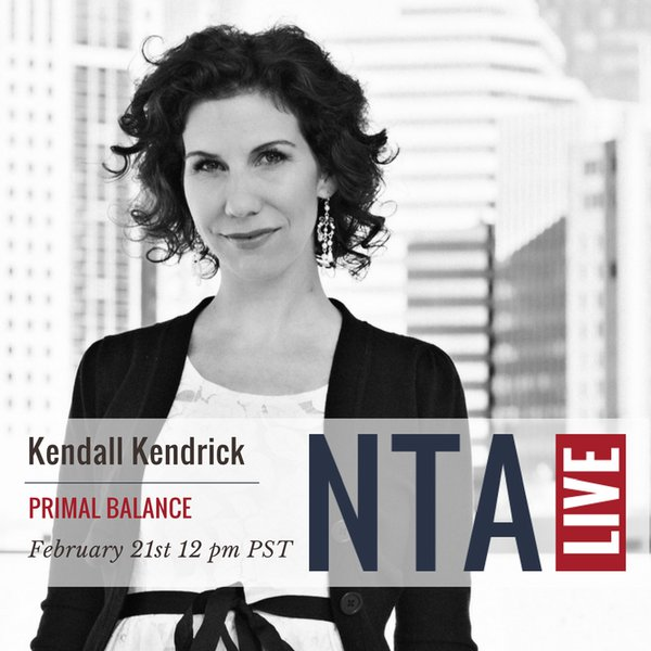 NTA Live Series with Kendall Kendrick