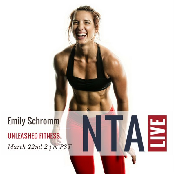 NTA LIVE Series with Emily Schromm