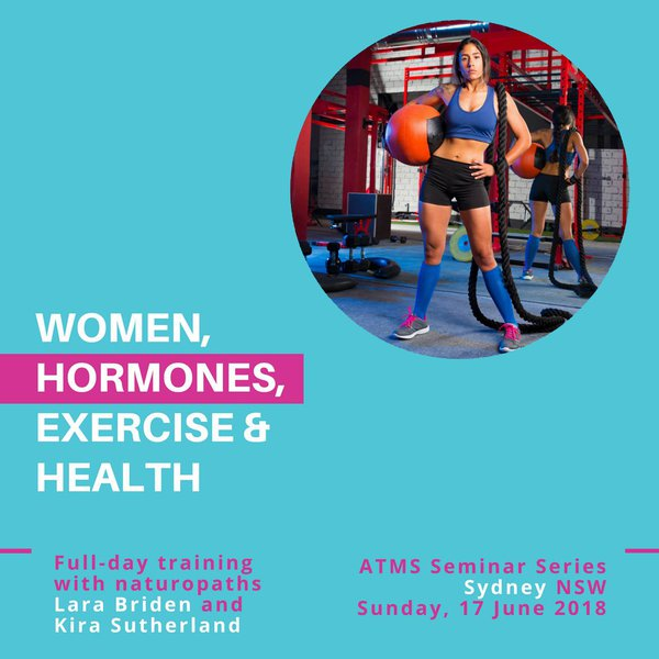 Women, Hormones, Exercise & Health