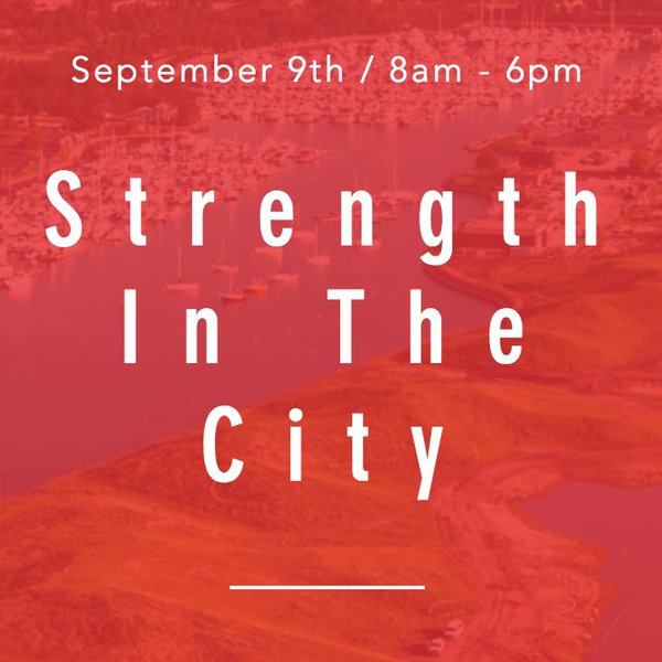 Strength In The City