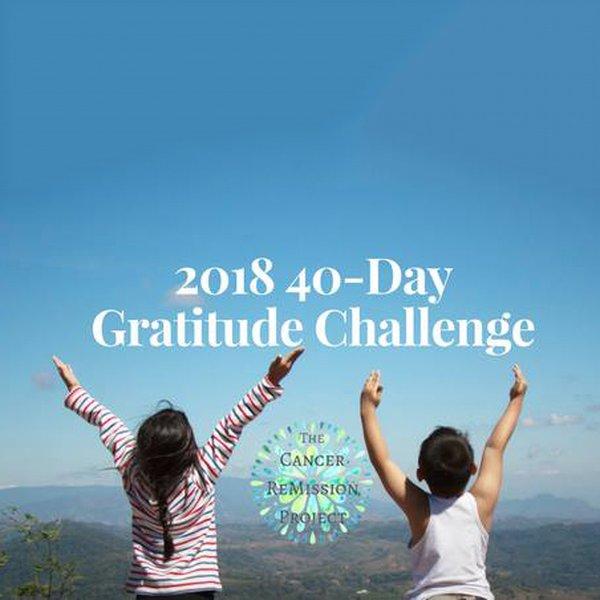 2018 40-Day Gratitude Challenge