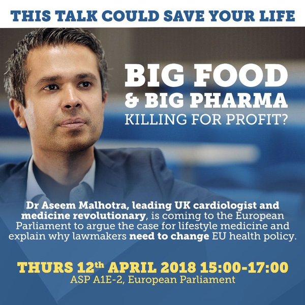 Big Food & Big Pharma: Killing for Profit?