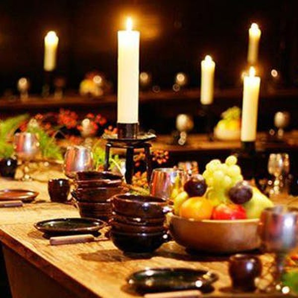 Forgotten Foods Supper Club