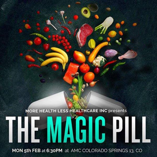 The Magic Pill Screening